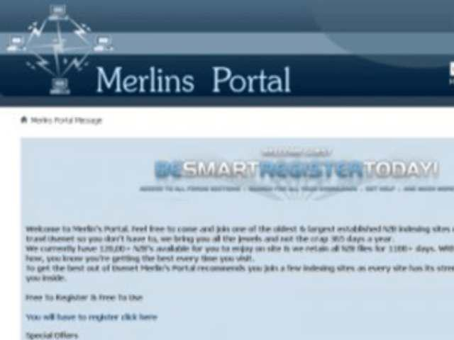 Merlin's Portal Finally Closed Completely
